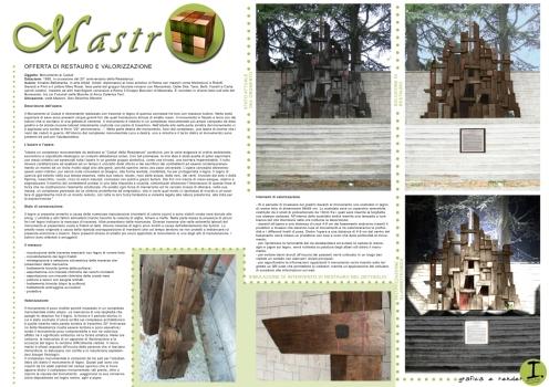 Render realizzato dall'architetto Ilde Cipoletti.